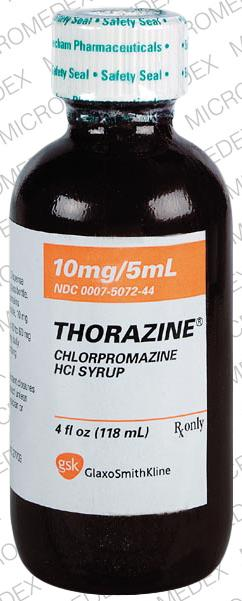 Chlorpromazine Hydrochloride Injection